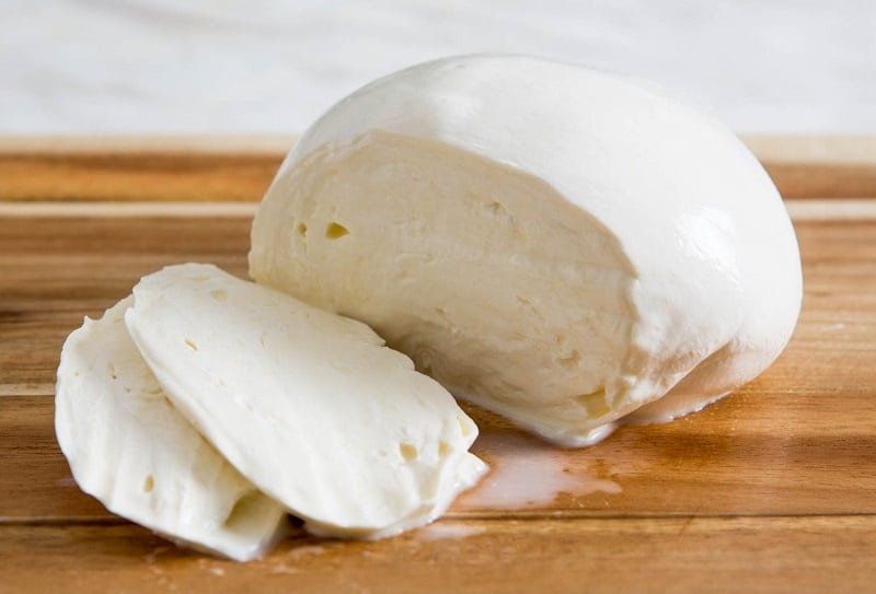 mozzarella iqf sorrentina